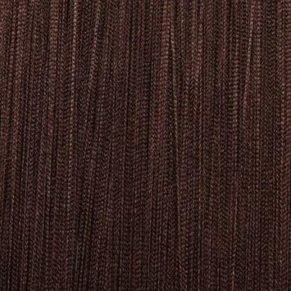 Нитяные шторы однотонные оптом цвет шоколад